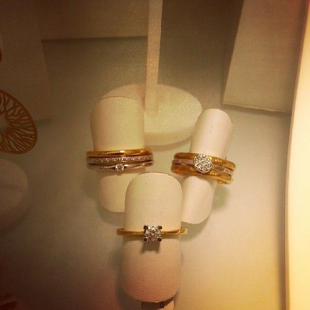 "@estgir's photo: ""#animajoyas #animabarcelona #rings #anillos #gold #oro #diamonds #brillantes #jewells #joyas #design #barcelona"""