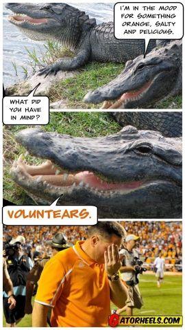 Florida Gator Heels