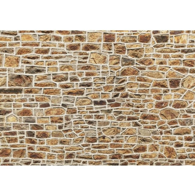 Designer Brick High Quality Removable Wall Mural