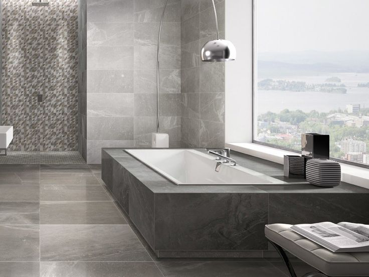 stunning via villeroy boch the throughout the bathroom is gorgeous this looks like a spa getaway with a and to dip in - Bathroom Designs Villeroy And Boch