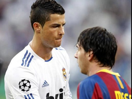 the influence of lionel messi and cristiano ronaldo on young athletes The best international athlete espy award is an award given to the sportsperson,  lionel messi argentina: fc barcelona  cristiano ronaldo.