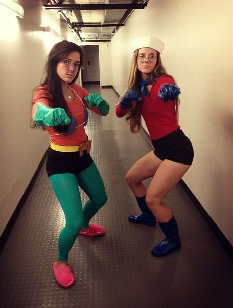 Mermaid and Barnacle Boy done right.