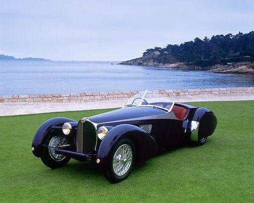 Attractive 1938 Bugatti Type 57SC Corsica Roadster · Mercedes 500Car GuideAntique ...