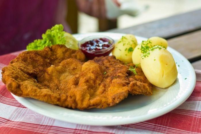 Austrain Wiener Schnitzel