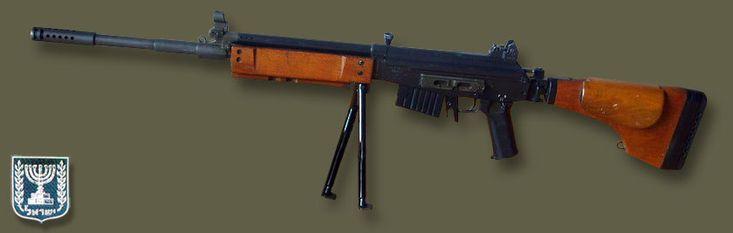 Снайперская винтовка GALATZ
