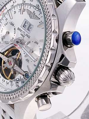 Breitling watches - elegant timepieces for men