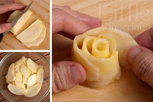 Mini tartaletas de manzana | Little Wonderland