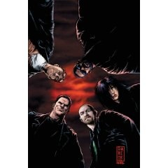 Another recommendation from my cousin, Ashwin. Garth Ennis, the writer, hates superheroes, so this is about a squad that hunts down superheros, who happen to be lecherous murderous people who abuse their powers. Really unique take on things.