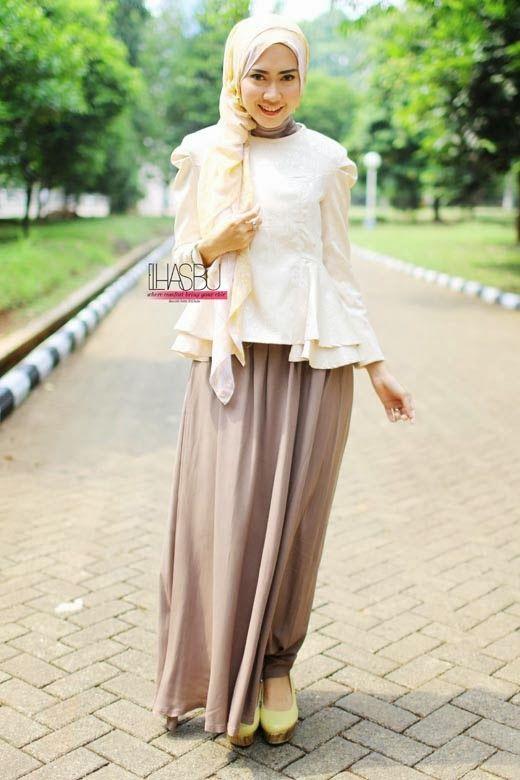 ELHASBU #hijab#muslimah fashion