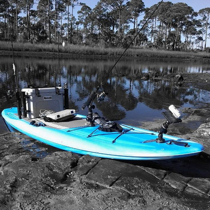 17 best images about sup on pinterest inflatable paddle for Best stand up fishing kayak