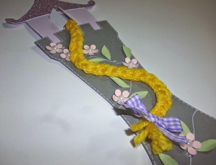 Biglietto d'auguri Rapunzel 2