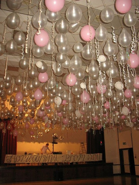 25 Best Ideas About Hanging Balloons On Pinterest Light