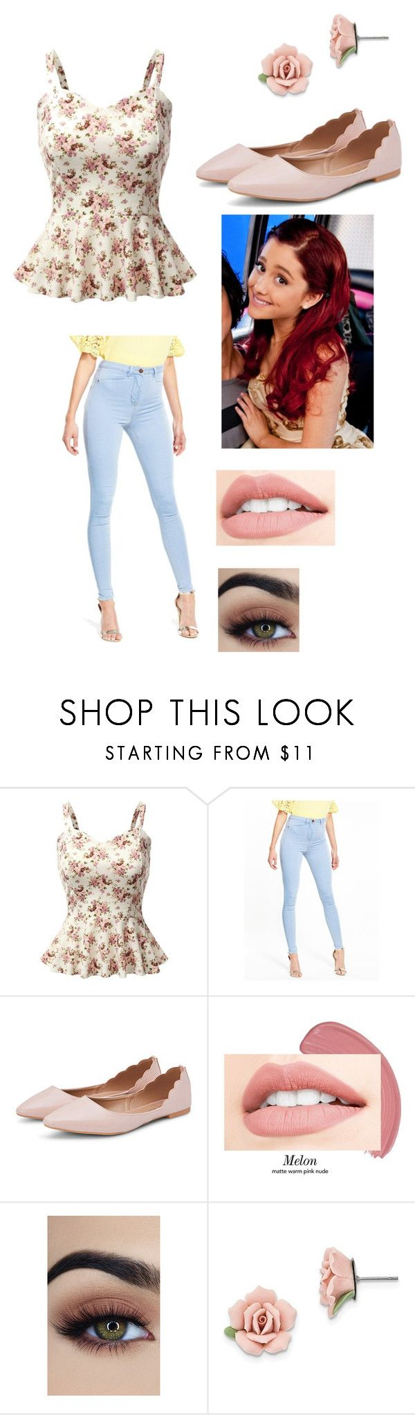 """Cat Valentine"" by daria-cat ❤ liked on Polyvore featuring Doublju and 1928"