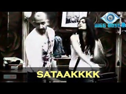 Bigg Boss 8: Sonali Raut SLAPS Ali Mirza | 27th November