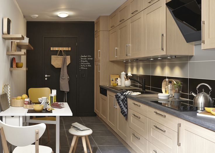 306 best cuisine images on pinterest - Modele cuisine equipee leroy merlin ...