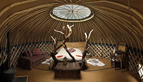 Campingferie med luksus Her er en oversigt over spændende Glamping-ferier. Det…