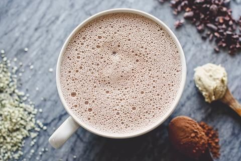 Hot Chocolate Protein Shake – Kate Fruit Flowers