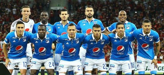 Jugadores del Millonarios Fútbol Club S. A. de la temporada 2017/2018