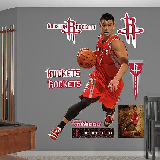 Houston Rockets Fan Shop: Jeremy Lin, Houston Rockets