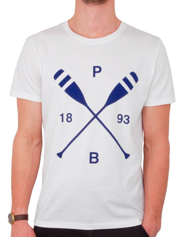 T-shirt blanc manches courtes imprimé Baseball http://www.letagehomme.com/t-shirt-blanc-manches-courtes-imprime-baseball.html  Autre couleur disponible sur le site de l'Étage Homme