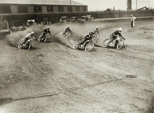 flat track. Best racing ever