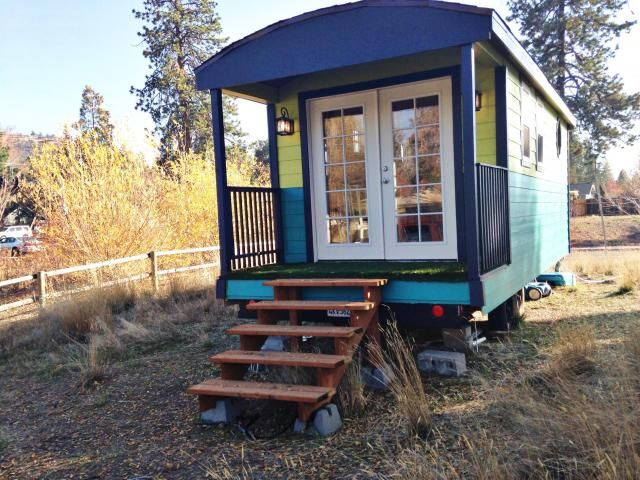 59 best Tiny house images on Pinterest Small houses Houses for