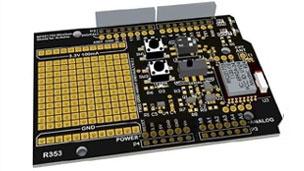 OpenSource RF Arduino Wireless Inventor's Shield