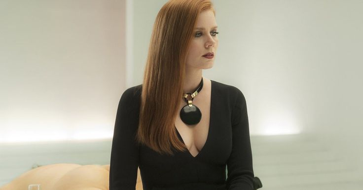 Nocturnal Animals Trailer Has Amy Adams Out for Violent Revenge -- Academy Award nominees Amy Adams and Jake Gyllenhaal star as a divorced couple discovering dark truths about each other in Nocturnal Animals. -- http://movieweb.com/nocturnal-animals-movie-trailer-amy-adams/