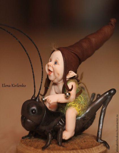 """Коллекционные куклы ручной работы. Ярмарка Мастеров - ручная работа """"Snorry"""". Handmade."""