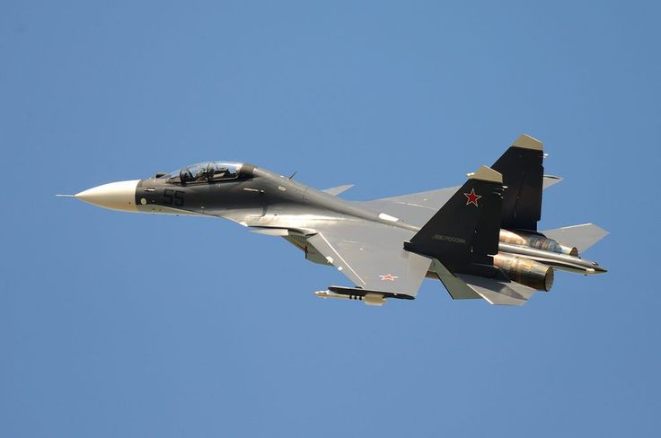 """""""Russian Knights"""" will replace to Su-30SM"""