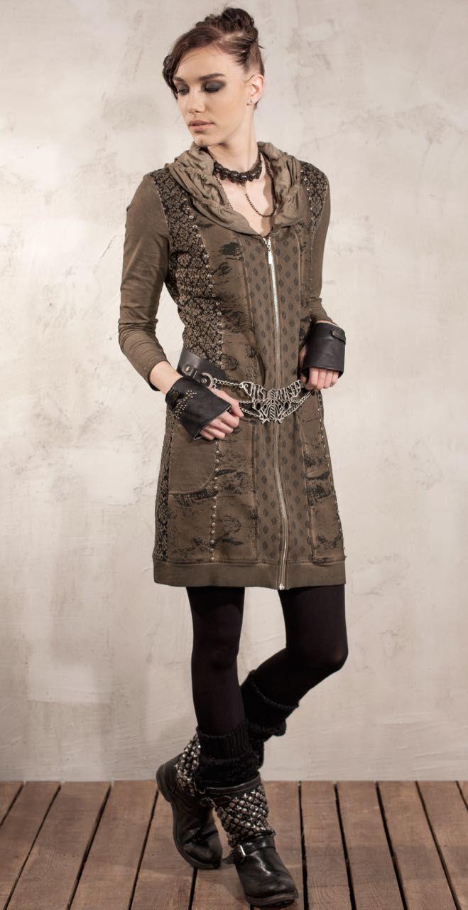 ANVRDIE Brown Sugar Dress