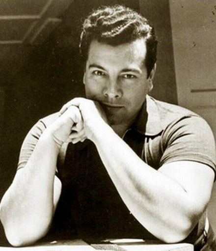 Mario Lanza, opera singer whose life was cut tragically short at the age of 38 on 7th October 1959