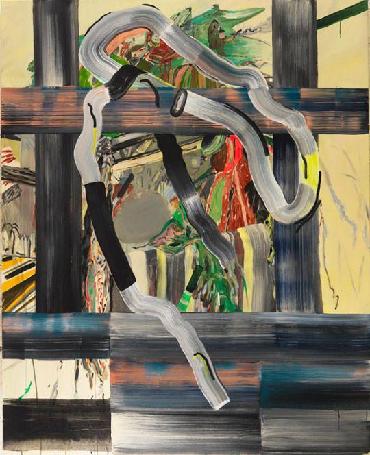 Pepa Prieto (b. 1973), Multiple Points of View, 2014. Acrylic on canvas, 60 x 48…