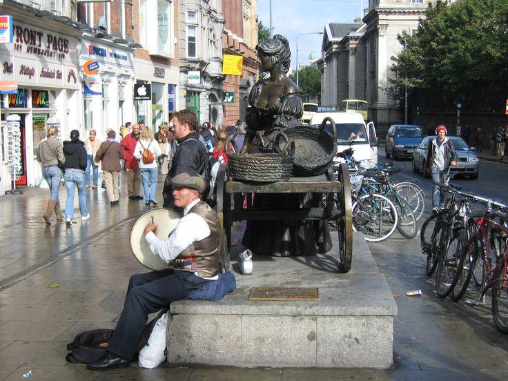 Molly Malone,Dublin,Ireland