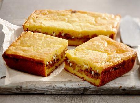 Pain de maïs farci en sandwich recette | Plaisirs laitiers