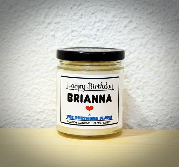 The Easiest Personalized Birthday Candles Names