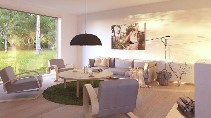 När 2 miljoner svenskar får bestämma är det en grå, enfärgad soffa man vill sjunka ner i framför eldstaden i vardagsrummet. HemnetHemmet är byggt av 200 miljoner klick på Hemnet. Utforska hela huset och berätta vad du tycker om hemmet som flest vill ha mest.