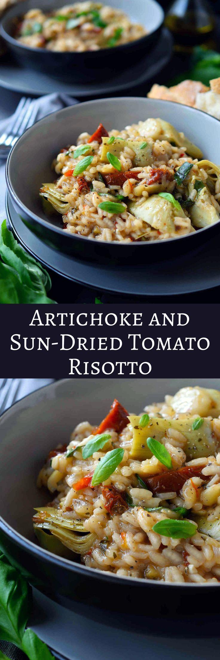 recept risotto