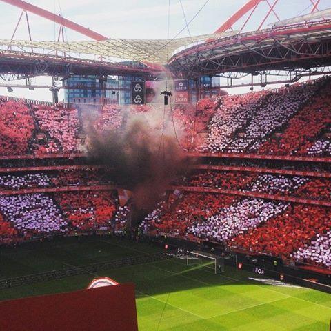 Benfica Ultras- Diabos Vermelhos