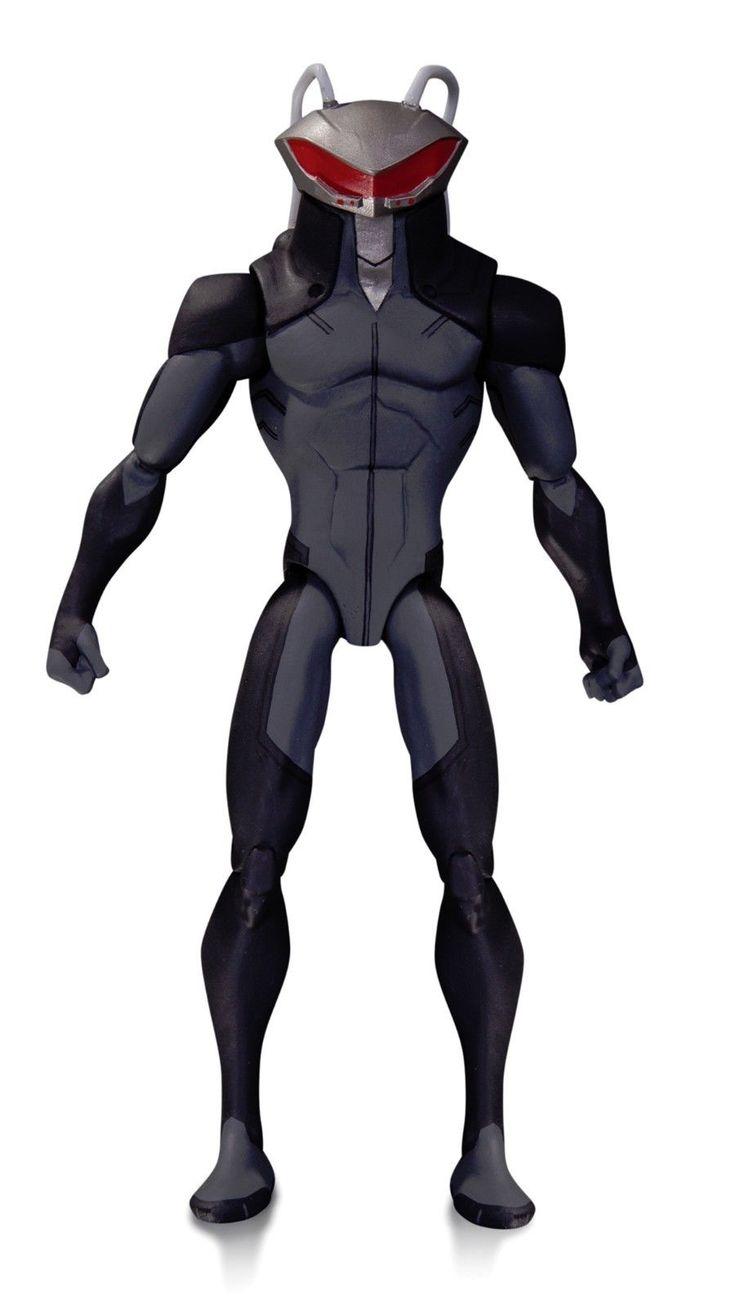 Black Manta Animated Movie Justice League Throne of Atlantis Action Figure | eBay