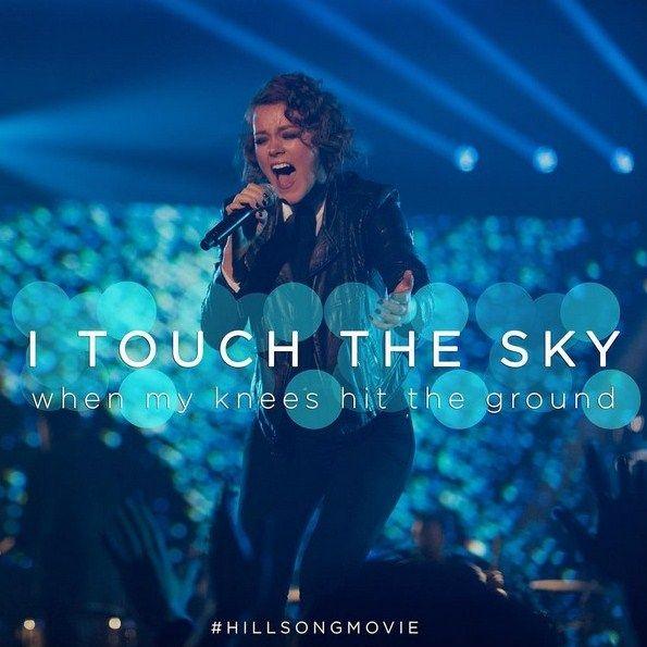 "Touch The Sky off the Hillsong Movie ""Let Hope Rise"" Soundtrack - Video: https://youtu.be/k1YYeH5F1ds?list=PLuNGT91qkpxgwUMg5QvxVsKZ0grJYBO3k - #hillsongmovie #tayasmith"
