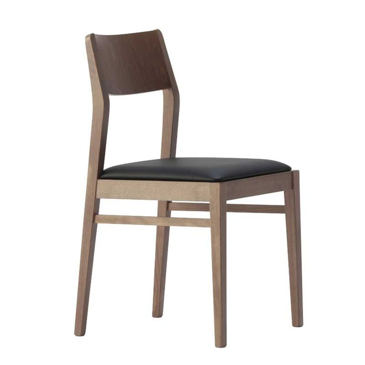 Andy Thornton  Julia stacking side chair