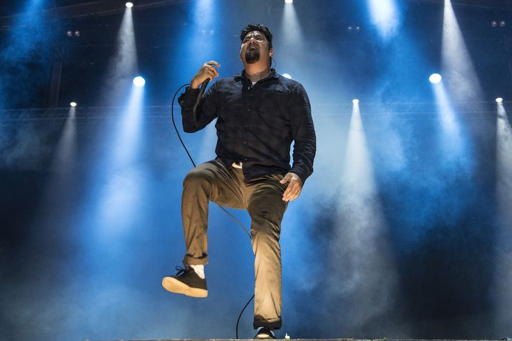 Chino Moreno Deftones Raphael Dias, Getty Images