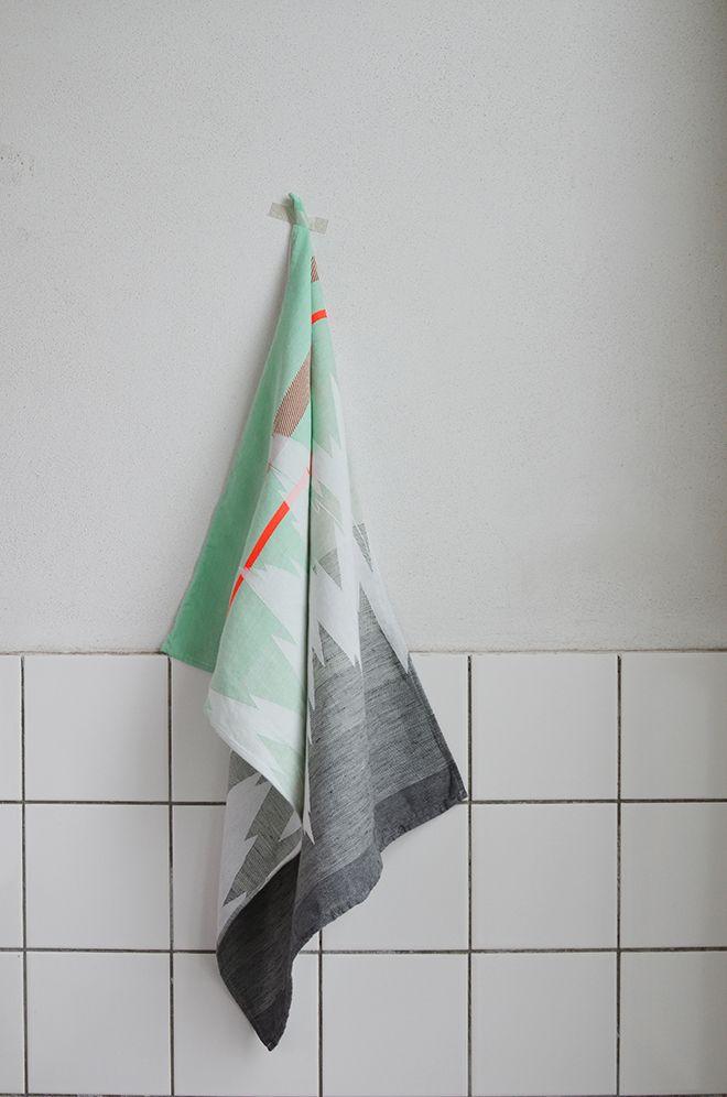 Love the textiles of Mae Engelgeer