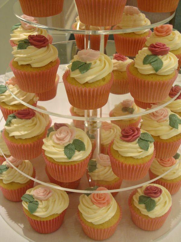 Cupcake Wedding Cakes Surrey Cake Towers Cupcakes
