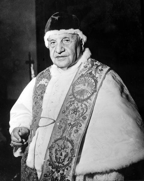 Grognards: Giovanni XXIII in 10 scatti