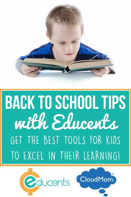 Make Back To School Smoother With Educents Rich Online Platform Of Educational Resources For Kids
