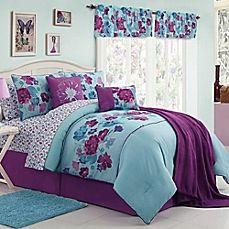 image of VCNY 11-13 Piece Lilian Comforter Set