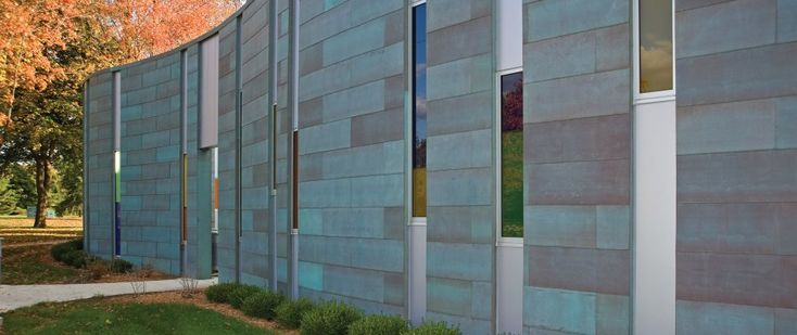 94 best metal wall panels images on pinterest architecture arquitetura and buildings for Exterior metal wall panel systems