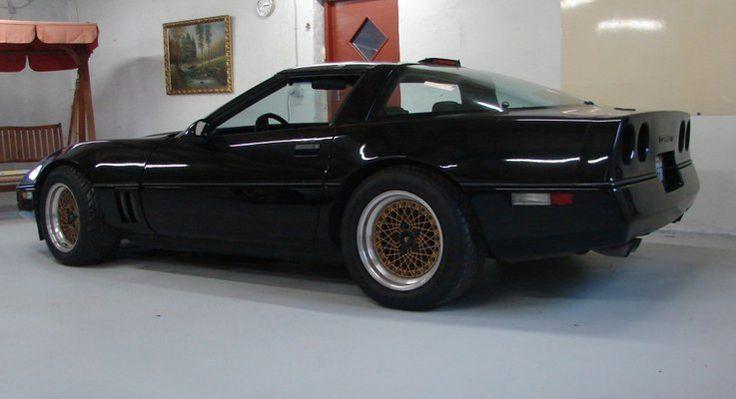 Corvette C4 1985
